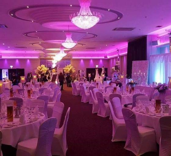 Carrigaline Court's The Alders Suite awarded The Best Picturesque Venue 2017