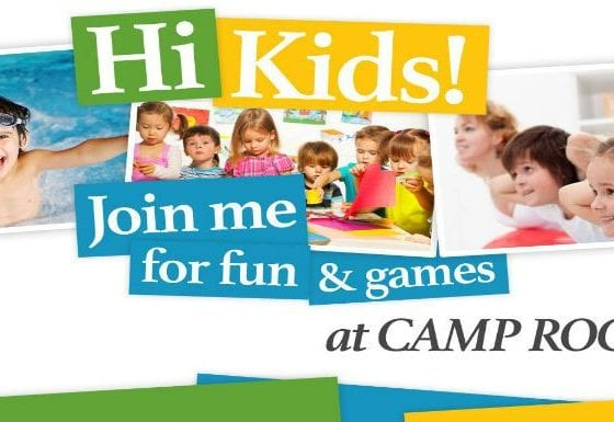 Top 5 activities in CAMP ROCK Kids Summer Camp