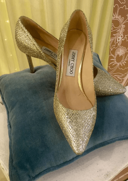 Win a pair of Jimmy Choo shoes