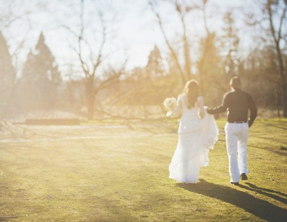 Spring Wedding Myths BUSTED!