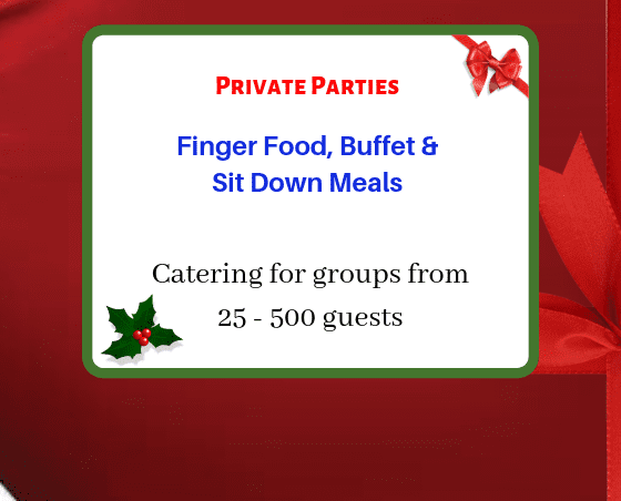 Private Parties 2019