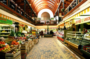 The English Market, Cork City