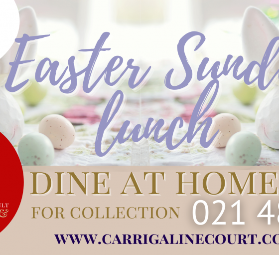 Easter Sunday lunch 2021