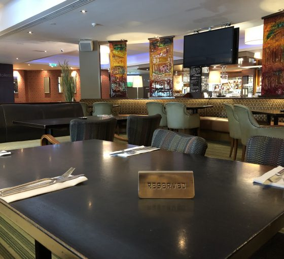 Carrigaline Court Hotel reopens for indoor dining!